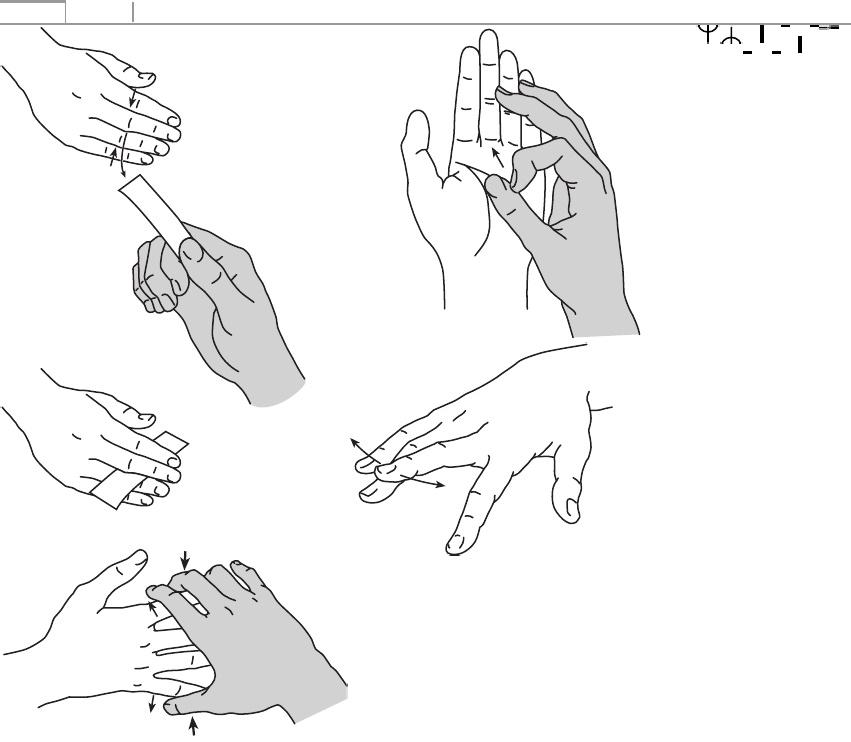 Ínhüvelygyulladás a csukló flexor kezelésére kéz ujj