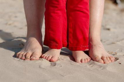 fájdalom a lábak lábainak ízületeiben lapos lábak