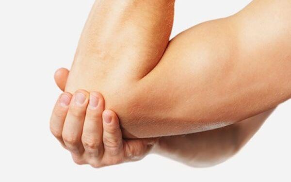 a könyökízület sokáig fáj juharlevél ízületi fájdalomra