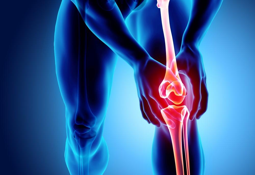 térdízület kezelése osteochondrosisban