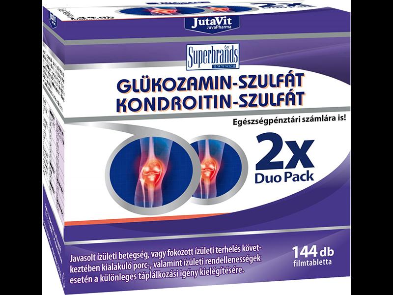 a glükozamin és a kondroitin arthra összetétele boka akut osteoarthritis kezelése