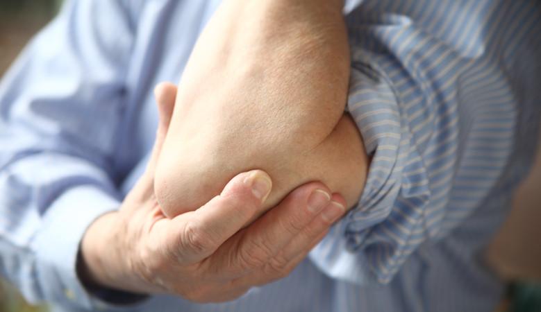 a jobb alkar kéz kezelése