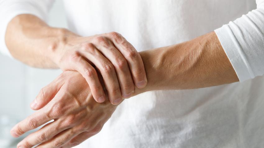 a kéz ízületei fájnak alvás után