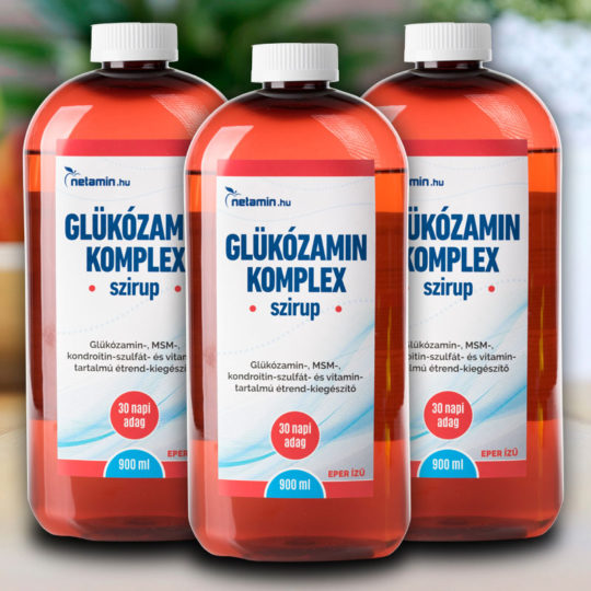 glükózamin-kondroitin komplex felhasználási módszer a legfontosabb ízületi betegség terjedése