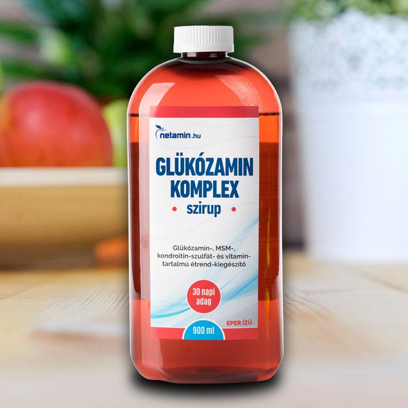 komplex kondroitin és glükozamin
