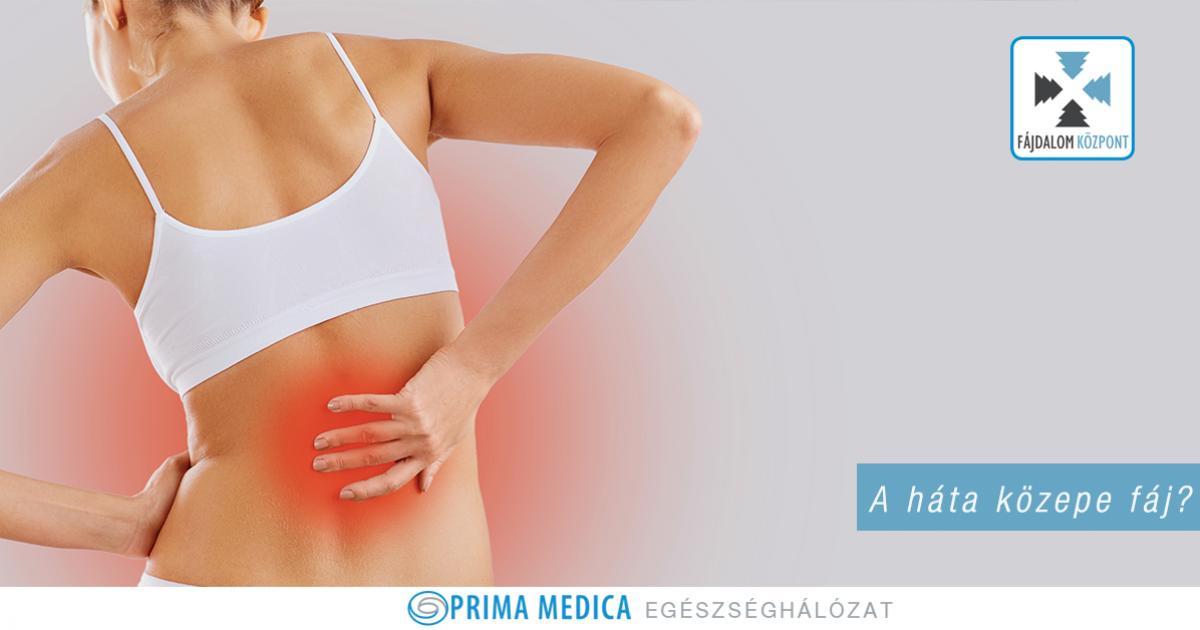 Hol fáj a hátad? - Egészség | Femina