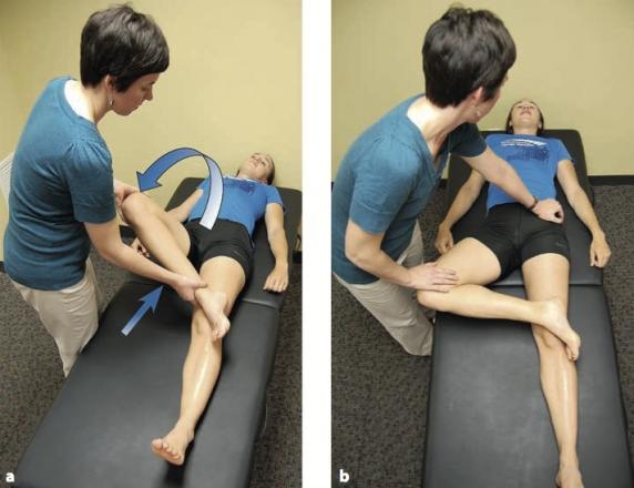 fájó láb a csípőízület alatt