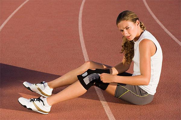 futás- és térdfájdalom