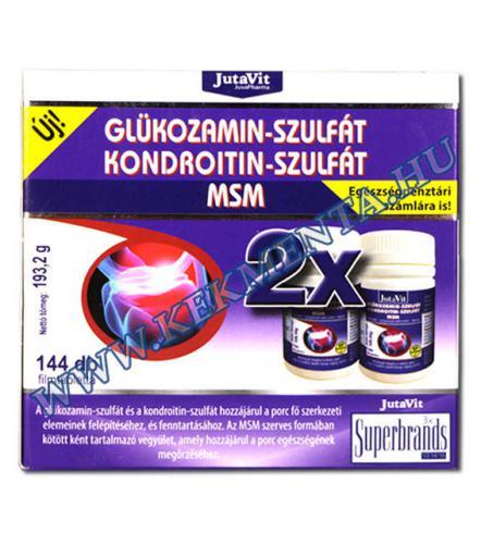 glükozamin-kondroitin krémgél sétálhatok térd izületi gyulladással