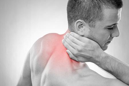 jobb váll és nyak fájdalom