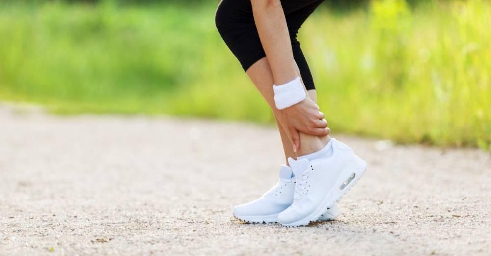 Szakadt, vagy csak rándult – a boka és a láb sérüléseiről