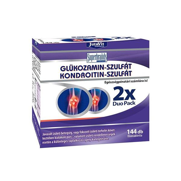 kondroitin és glükozamin gyógyszertárban