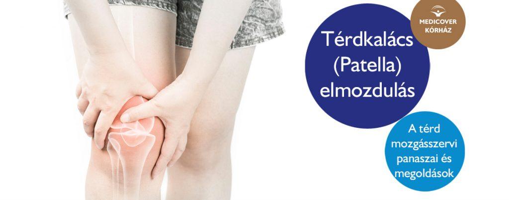 térd ízületi repedések kezelése ár a kézízületek ízületi gyulladásos kezelése