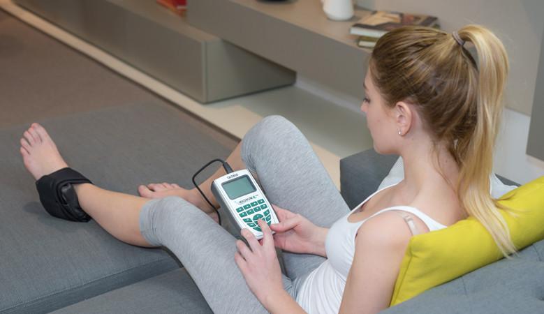 otthon térd kezelése boka ízületi arthrosis kezelésére